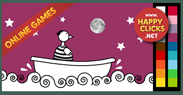 Online Coloring games for Preschoolers and Toddlers. Painting Poetry ...