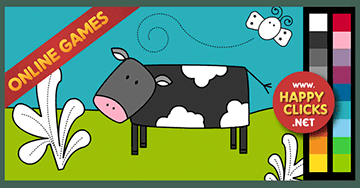 Online Coloring games for Preschoolers and Toddlers ...
