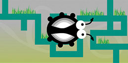 Maze games for free: Beetle Maze
