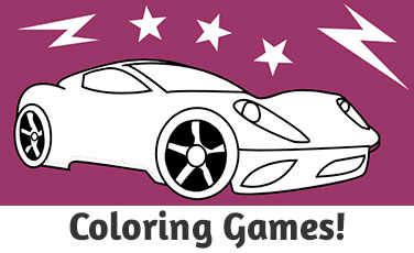 Coloring Games for Children!