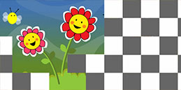 Toddler games online | Happy flowers! | Happy Clicks