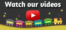 Watch our funny videos for babies and toddlers