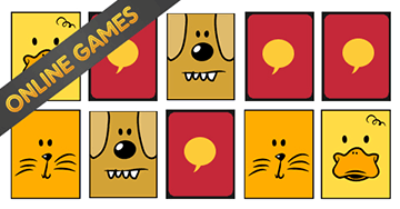 Memory games online for kindergarten kids: Animal Sounds!