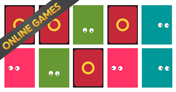 Free Memory Games Online For Kindergarten Kids: Colours And Looks
