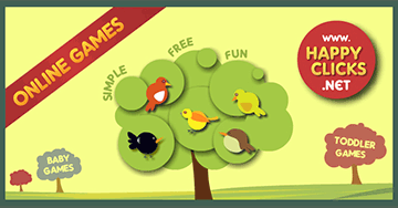 Free Games for Toddlers and Babies: Play Singing Birds!