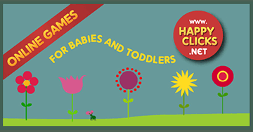 games for babies and toddlers play growing flowers